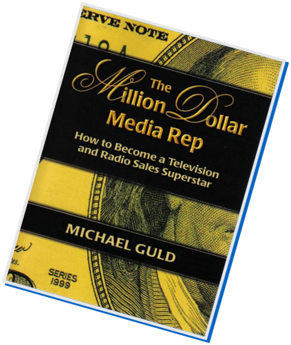 the million dollar media rep softcover book the guld resource group